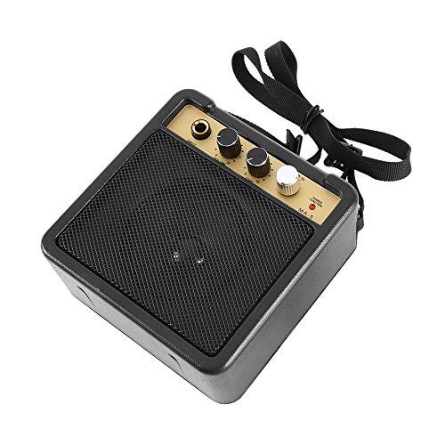 Mini Gitarrenverstärker Gitarre Amp Tragbare Gitarre Zubehör Für Akustische Elektrische Gitarre Mit Zurück Clip - Kits Gitarre Elektrische