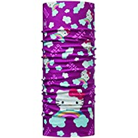 Buff Hello Kitty Tubular, Unisex Adulto, Morado (Rainbow Purple), Talla Única