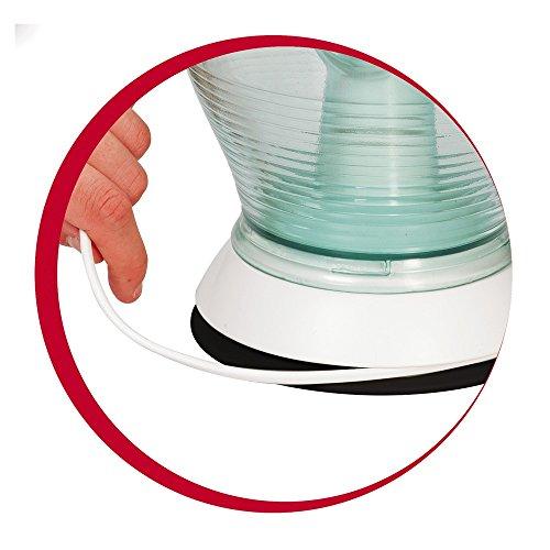 Moulinex vitapress 1 l 1L 25W Gris, Color blanco prensa de cítricos eléctricos - Prensas de cítricos eléctricos (Gris, Blanco, 1 L, 25 W)