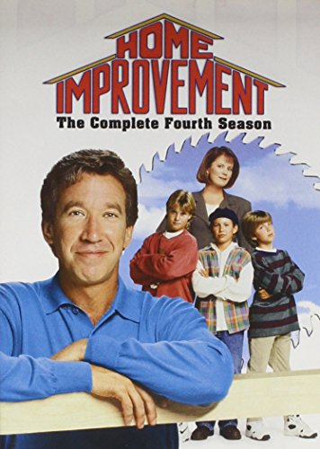 Home Improvement: Season 4 (Dvd Home Improvement)