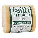 Faith in Nature Neem Soap (100g)