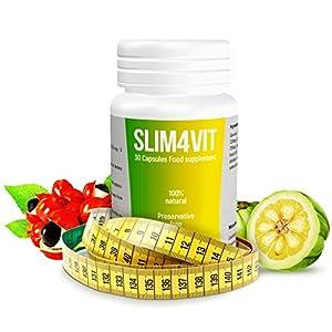 Slim4Vit Schlankheits-Tabletten – Nahrungsergänzungsmittel für Frauen