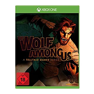 The Wolf Among Us - [Xbox One] (B00KASR1D6)   Amazon Products