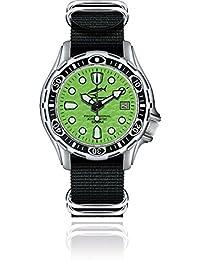 Chris Benz Deep 500m Automatik CB-500A-G-NBS Automatic Mens Watch Diving Watch