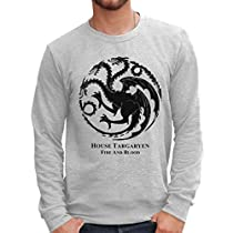 Sweatshirt House Targaryen Fear And Blood Game Of Thrones - FILM by Mush Dress Your Style