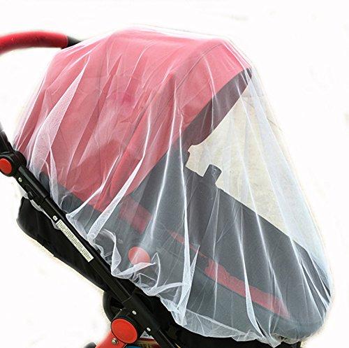 CHRISLZ Sommer Moskitonetz für Kinder, Portable Folding Baby Reisebett Kinderbett Babybetten Neugeboren Faltbare Krippe
