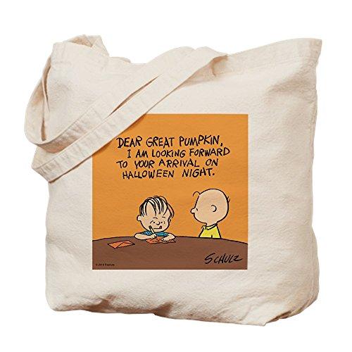 ie tolle Trick or Treat Tasche–Leinwand Natur Tasche, Reinigungstuch Einkaufstasche (Machen Trick Oder Treat Taschen)
