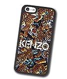 QueenOne  Coque iPhone 5c Luxe, iPhone 5c Case KENZO De Marque De Luxe, (Rose Gold...