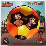 Chhota Bheem & Chutki Football Size-3