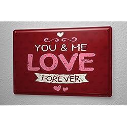 Cartel Letrero LOVE