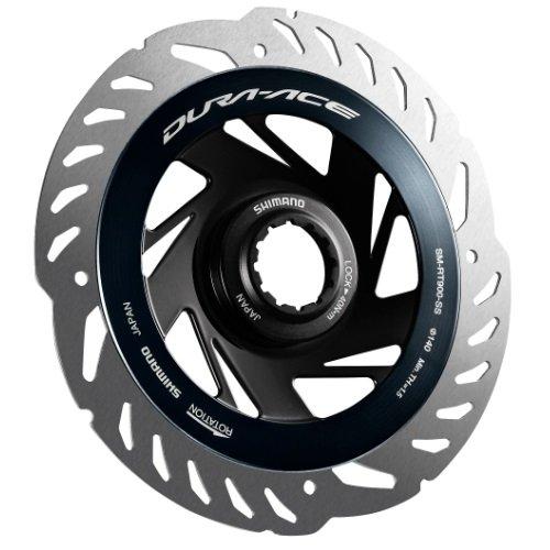 Shimano I-SMRT900 Bremsscheibe, Silber, Durchmesser 160 mm