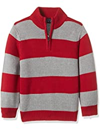 The Children's Place Baby Boys' Knitwear (20662261027_Classic Red_2 Years)
