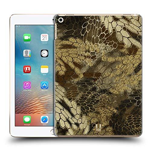 Head Case Designs Ente/Wasservogel Aussicht Von Oben Camouflage Jagd Harte Rueckseiten Huelle kompatibel mit iPad 9.7 2017 / iPad 9.7 2018