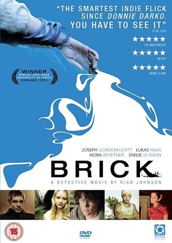Brick [DVD] by Joseph Gordon-Levitt