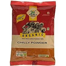 24 Mantra Organic Chilli Powder, 200g