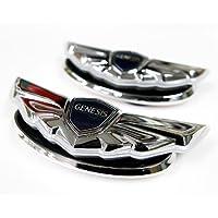 Sense Light LED Tuning Front Hood Point Emblem 2way 1-pc Set For 2008 2009 2010 2011 2012 Hyundai Genesis Coupe by Sense Light