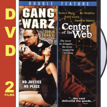 Bild von Gang Warz & Center of the Web [Import USA Zone 1]