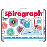 Spirograph Design Tin Set