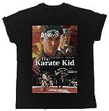 The Karate Kids Movie Poster T-Shirt Divertente, Bella, Regalo, Designer, Unisex