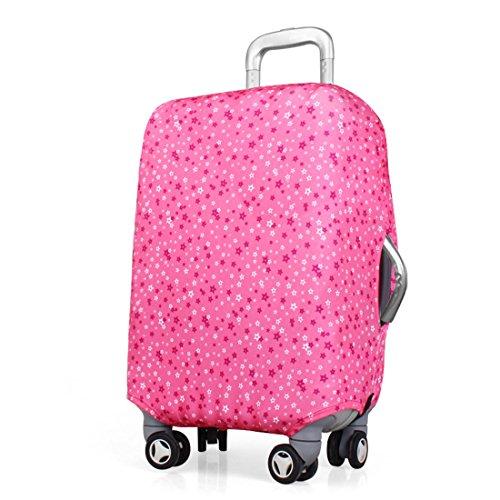 """Generic , Unisex Kinder Kinder Damen Unisex-Erwachsene Herren Kofferorganizer Pink Blume S(18-20"""")"""