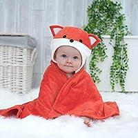 Bathing Bunnies Freddie Fox Cub Baby Towel