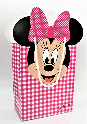 N.10 Shopper Umschlag Minnie Disney Pink -