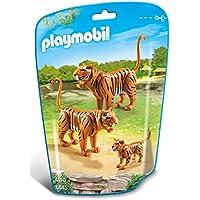 Playmobil - Familia de tigres (66450)