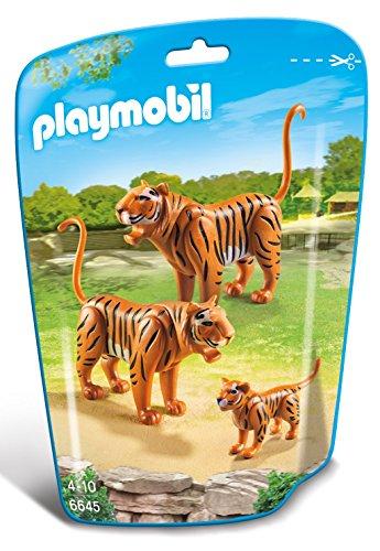 PLAYMOBIL - Familia de Tigres 66450