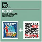 2 For 1: Tragic Kingdom / Rock Steady (Digipack ohne Booklet) -