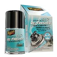 Meguiar's Car Air Freshener/Odor Eliminator 59ml, G16402, H5.875 x W3.063 x D3.063 inches