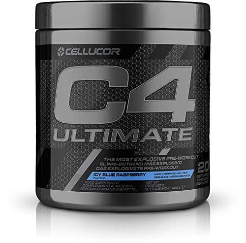 Cellucor C4 Ultimate Pre-Workput Booster Trainingsbooster Bodybuilding 440g (Orange Mango)