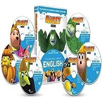 Inglés para niños Muzzy BBC 6 DVDs y cursos en línea - Juegos y videos -