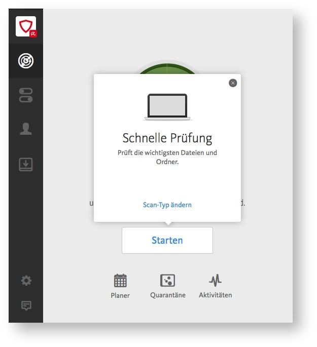 Avira Antivirus Plus Software Edition 2018 / Sicheres Virenschutzprogramm (Jahres-Abonnement) für 2 Geräte / Download für Windows (7, 8, 8.1, 10) und Mac [Online Code] - 5