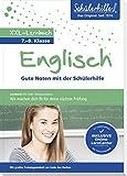 XXL-Lernbuch Englisch 7./8. Klasse: Gute Noten mit der Schülerhilfe - unbekannt