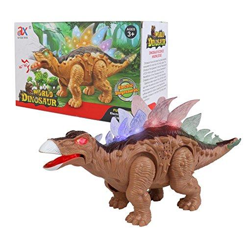 Tydow dinosauro giocattolo good dinosaur gigante figures dino world con suoni e luminosa per bambini 3 4 5 6
