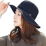 siggi - Sombrero de Vestir - para Mujer 89356_Schwarzblau Talla única