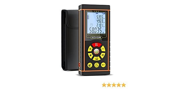 Urceri Laser Entfernungsmesser : Laser entfernungsmesser elinker distanzmesser messbreich 0 03~40m