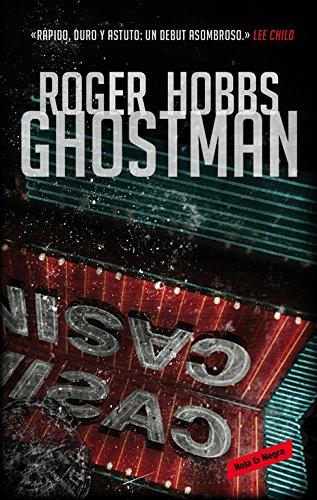 Ghostman (ROJA Y NEGRA)