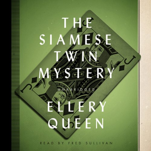 The Siamese Twin Mystery  Audiolibri