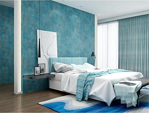 Hu0026M Einfache Retro Vlies Normallack Tapete Wohnzimmer Schlafzimmer TV  Hintergrund Wallpape Wohnzimmer Schlafzimmer TV Hintergrund Tapete 0.53 *  9.50 (m) ...