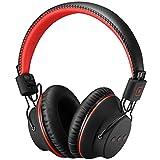 Bluetooth Headphones Wireless [New Version] Mpow Bluetooth 4.1 Dual 40mm Drivers 20 Hours