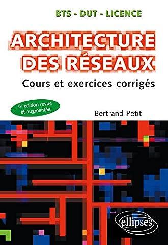 Cours Architecture - Architecture des réseaux - Cours et exercices