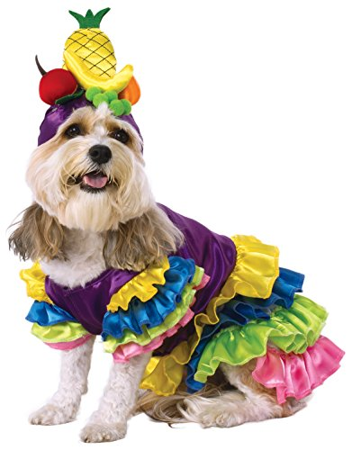 Rubie 's Brazilian Bombshell Pet Kostüm, Mittel