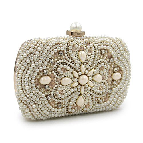 SSMK Evening Bag, Poschette giorno donna apricot