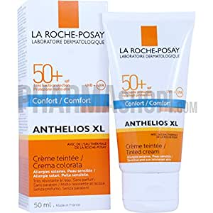 la roche posay anthelios xl spf50 tinted cream 50ml beauty. Black Bedroom Furniture Sets. Home Design Ideas
