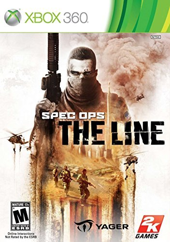 Spec Ops: The Line - Xbox 360 by 2K