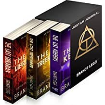 The Justar Journal: The Last Librarian complete series (English Edition)