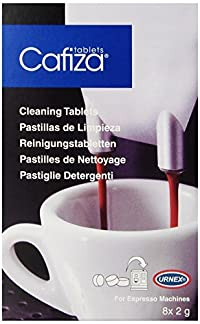 Urnex Cafiza Espresso Machine Cleaning Tablets, 8 Count