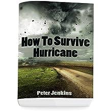 How To Survive A Hurricane: (Hurricane force, Hurricane manual) (English Edition)