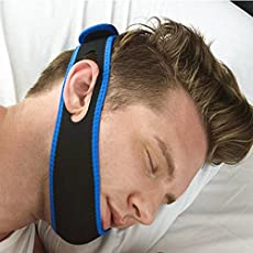 Generic Anti Snoring Chin Straps Anti-Ronquidos Mouth Guard Stop Bruxism Breathing Snore Stopper Sleeping Tools (SAD/KL/LO-IO-1675)